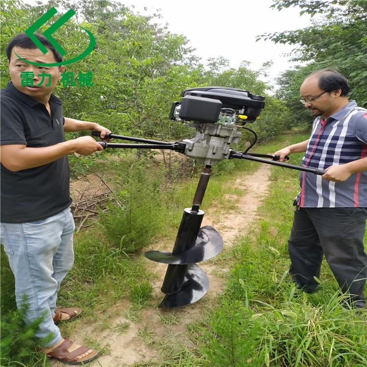拖(tuo)拉機植樹挖坑機單人造林增速器